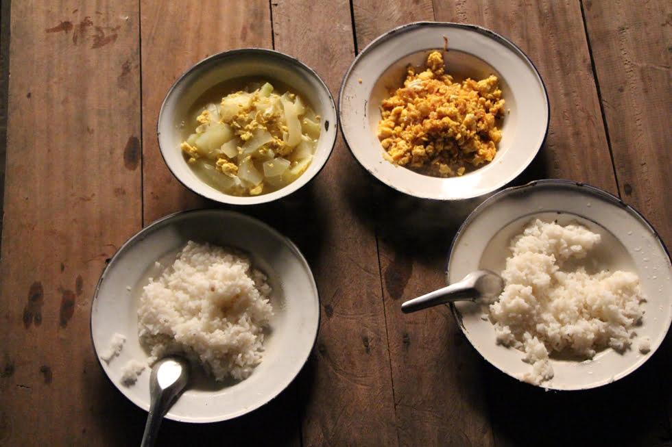 Genieten van de kookkunsten van Jarun - Thung Yai