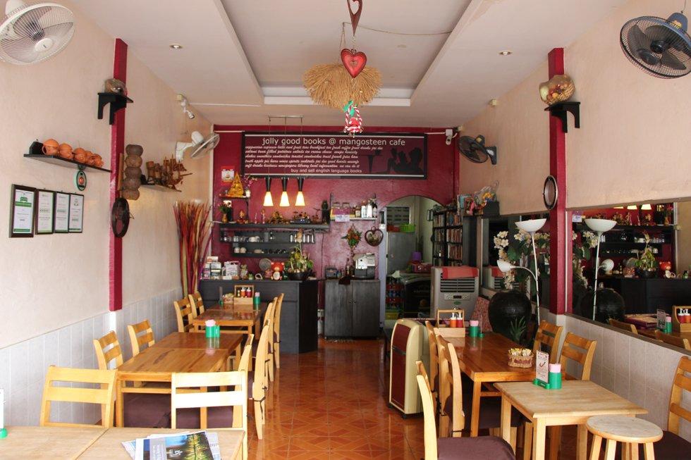 Mangosteen Cafe - Restaurants Kanchanaburi