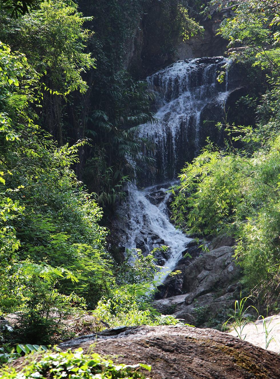 Huay Kaew Waterval - Chiang Mai bezienswaardigheden