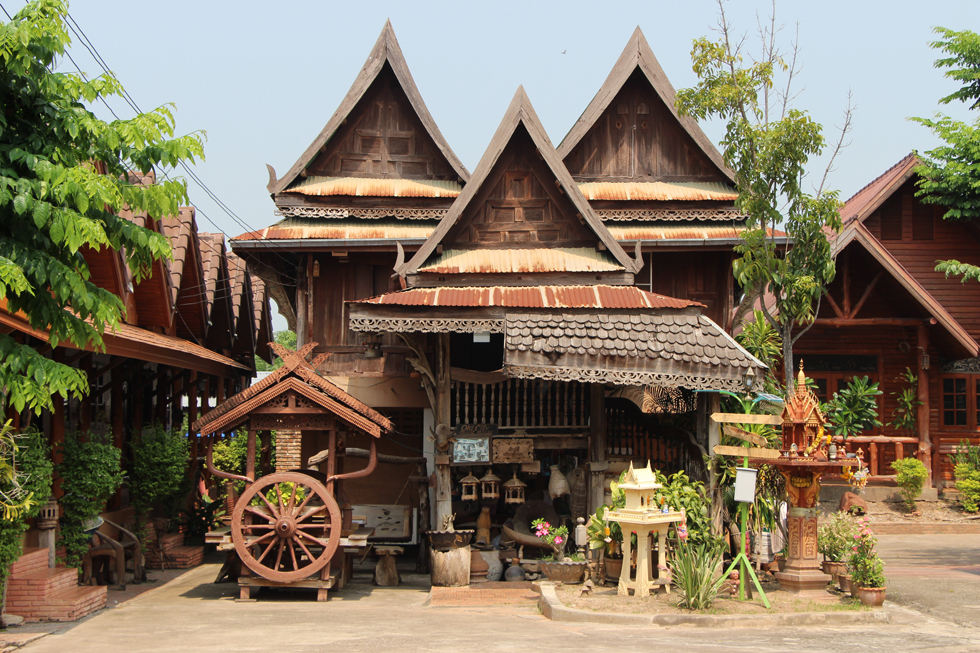Old City Guesthouse in Sukhothai