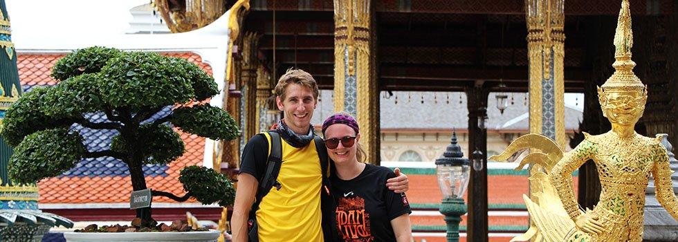 Sander en Mariska