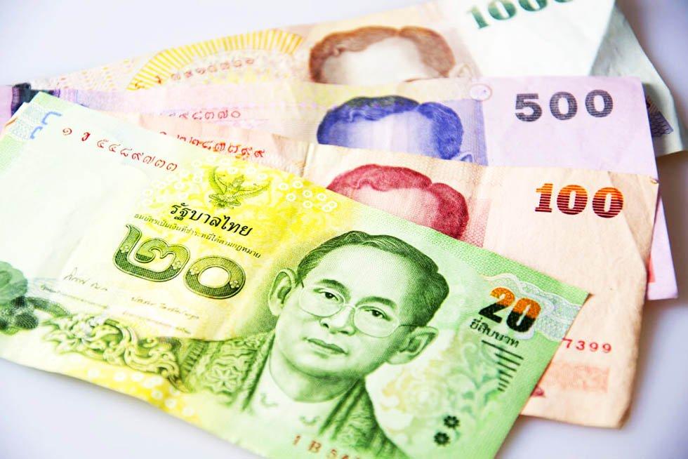 Maandelijkse kosten Thailand