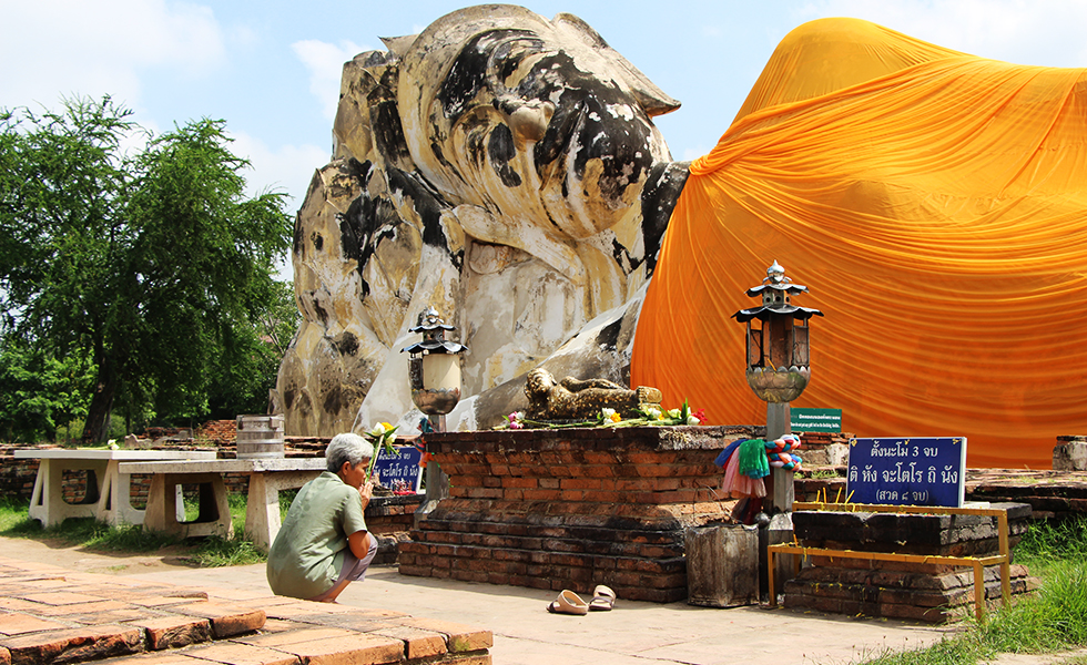 Wat Lokoyasutharam I - Ayutthaya bezienswaardigheden