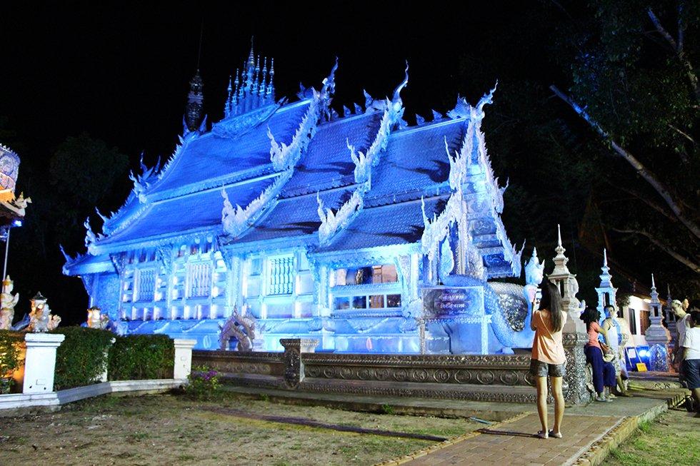 Wat Sri Suphan - Chiang Mai bezienswaardigheden