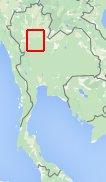 Ligging Sukhothai