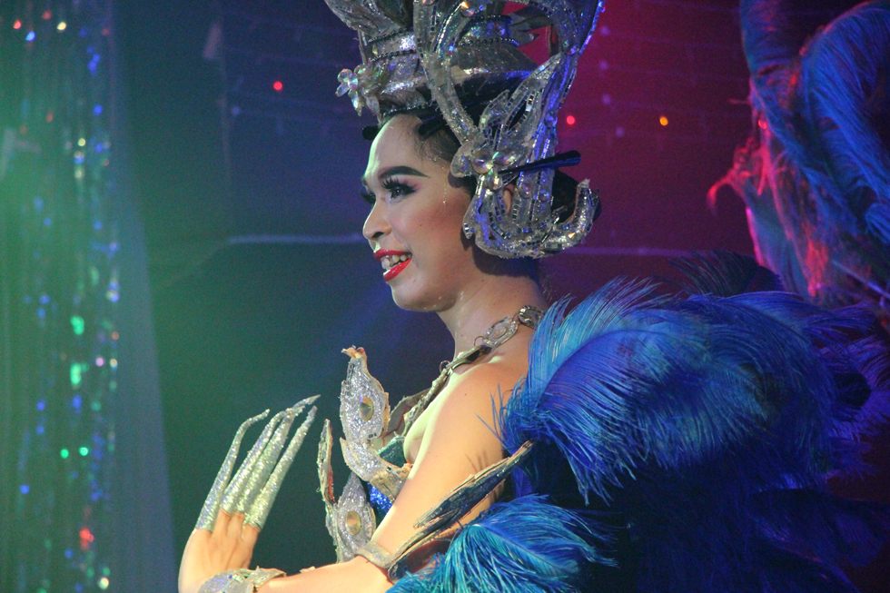 Ladyboy Cabaret in Chiang Mai