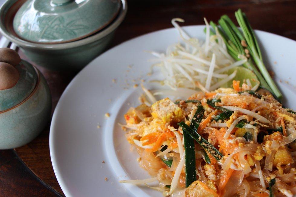 Thaise gerechten - Pad Thai