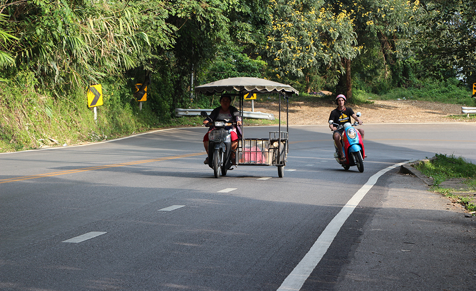 scooter Thailand