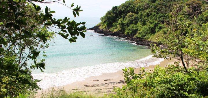 Ao Nuy Beach - Stranden Koh Lanta