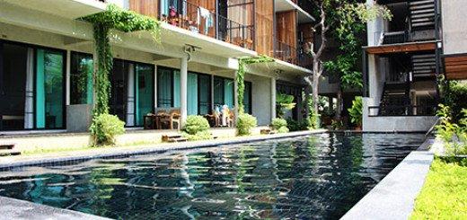 Lamphu House in Chiang Mai