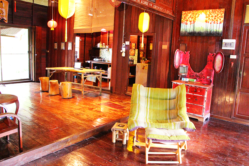 Huurhuisje op Koh Samui via Air BnB