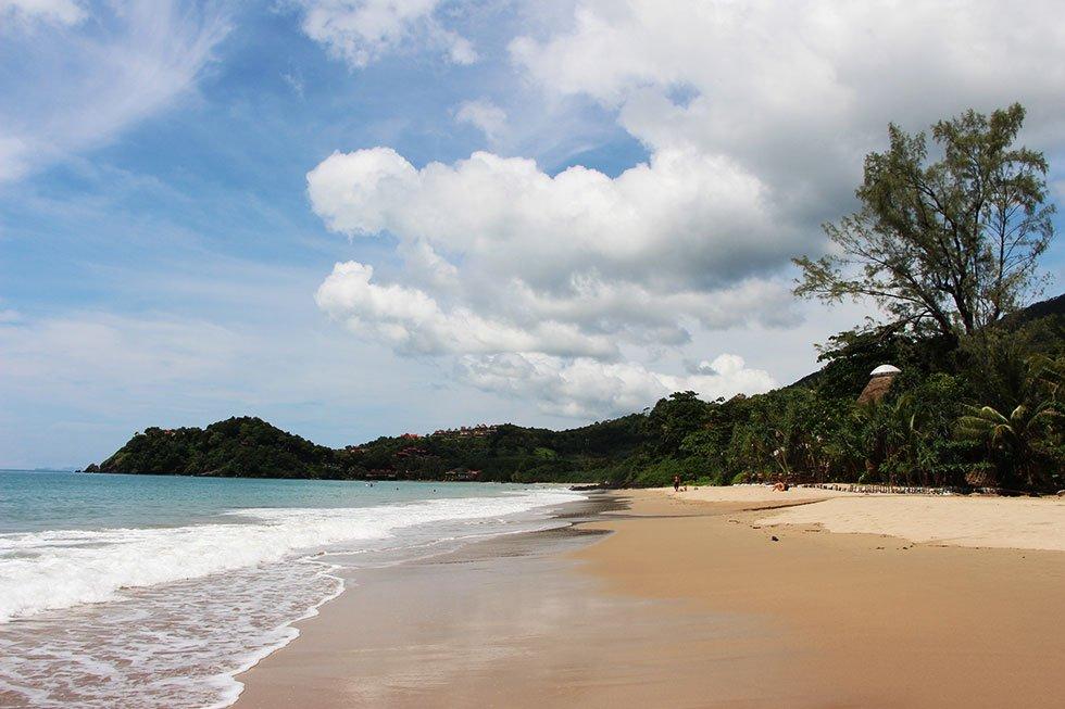 Katiang Bay - Stranden Koh Lanta