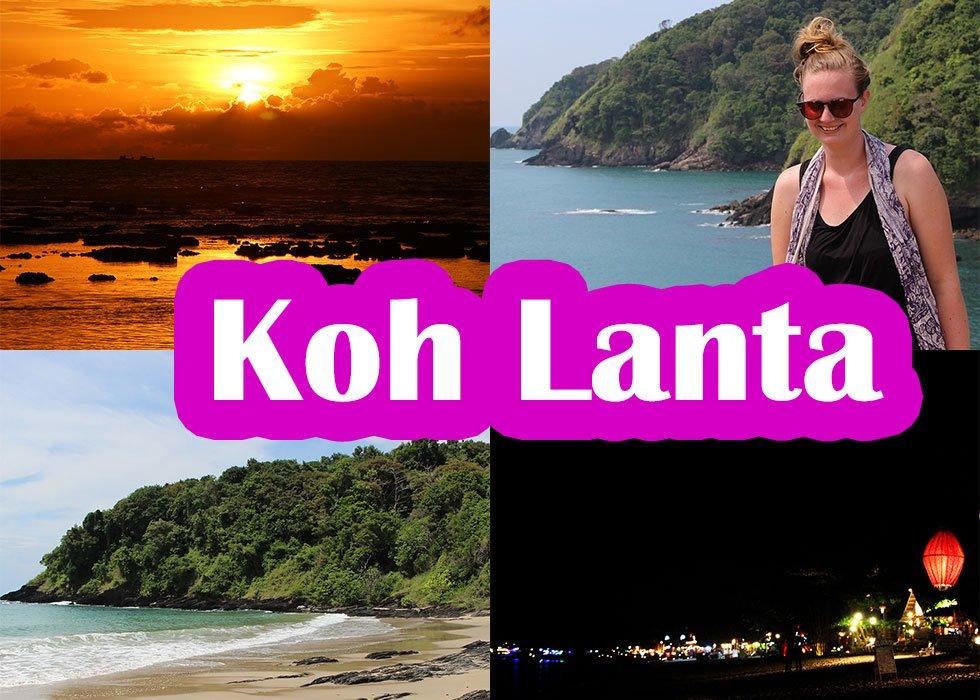Stranden Koh Lanta