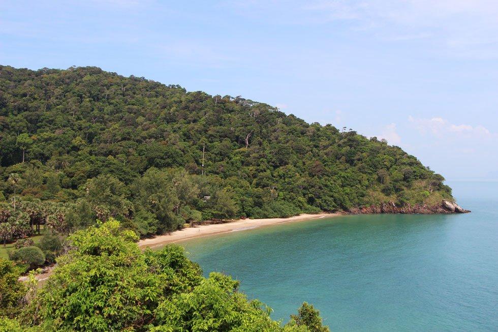 National Park Koh Lanta - Stranden Koh Lanta