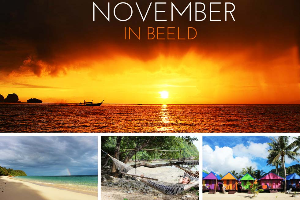 November in beeld