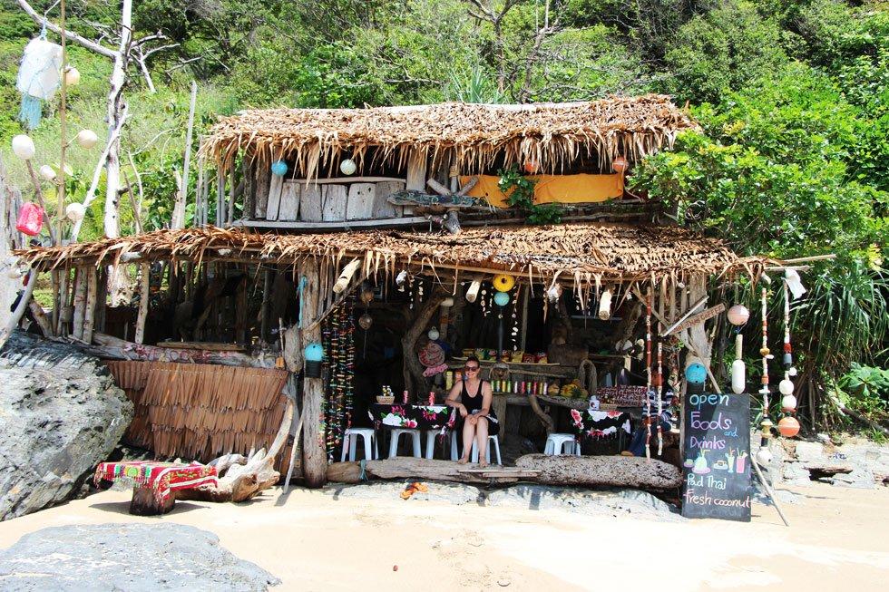 Ao Nuy Beach op Koh Lanta