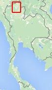 Ligging Chiang Rai