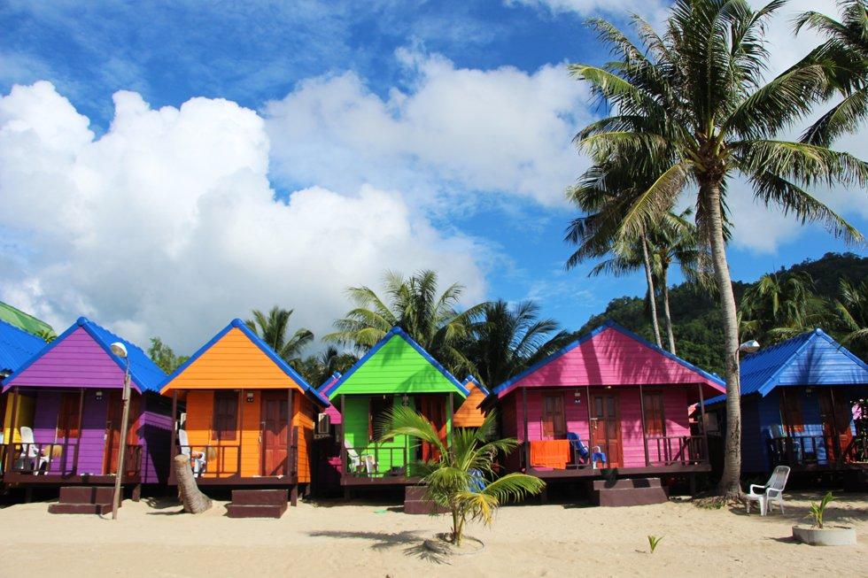 New Hut op Koh Samui