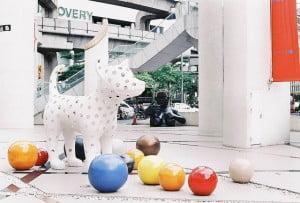 Gratis dingen doen in Bangkok - Bangkok Art & Culture Center - Foto: prin_t