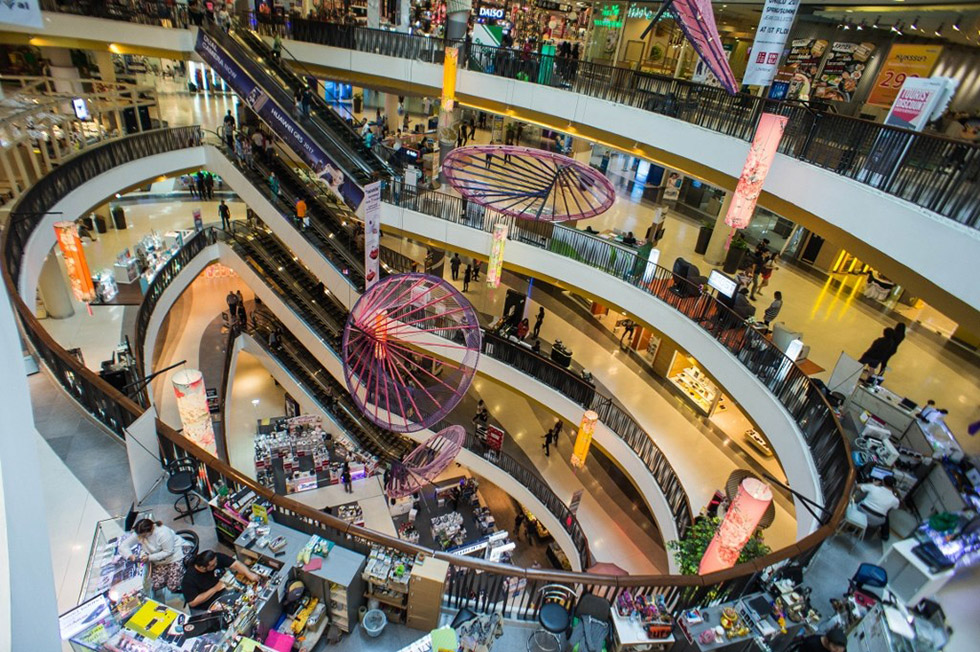 Shoppen Chiang Mai