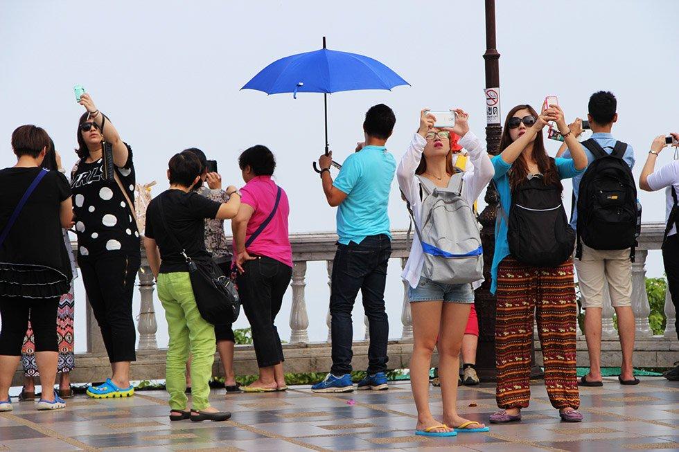 Chiang Mai toeristen