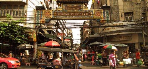 Gratis dingen doen in Bangkok - Chinatown - Foto: Eddy Milfort