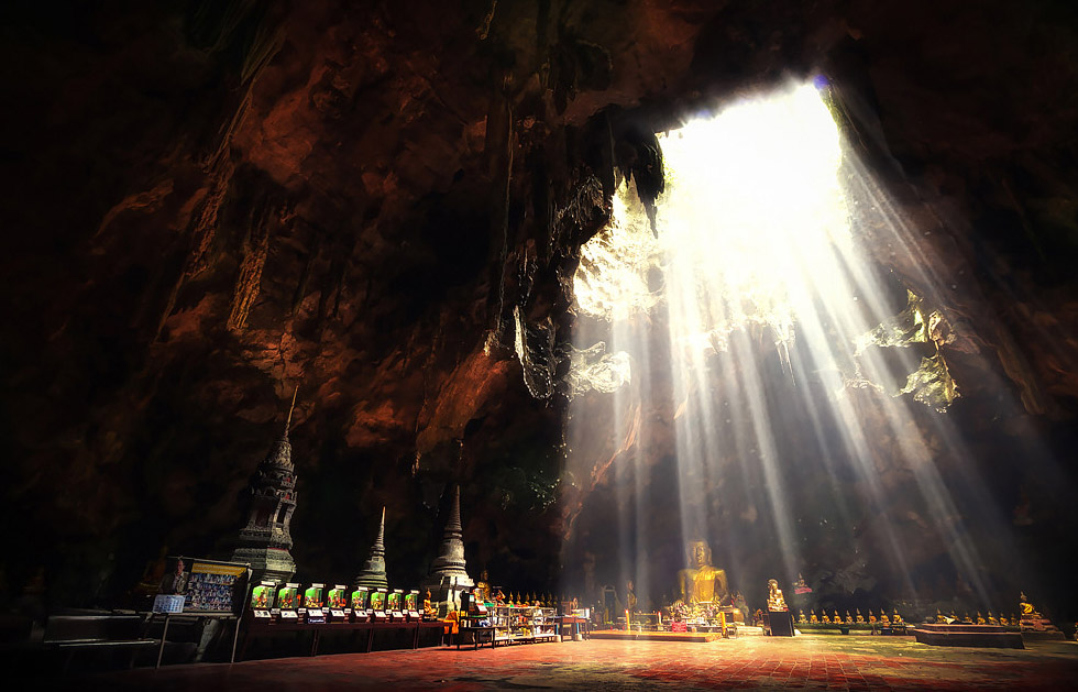 Grotten Petchaburi