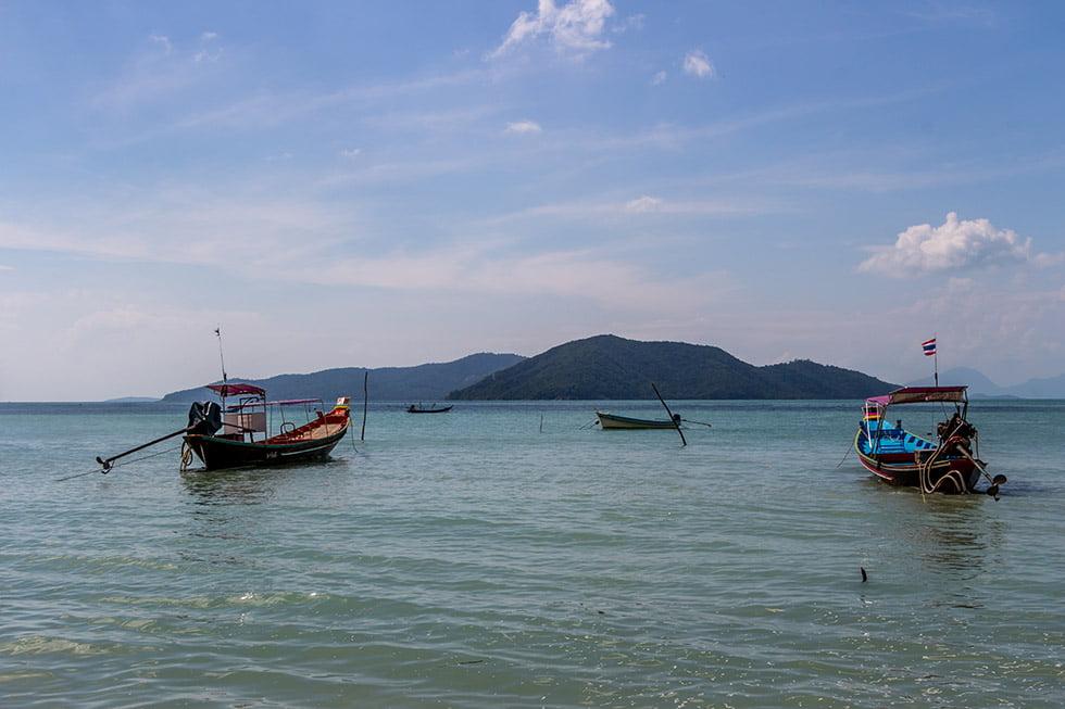 Longtailboot Thailand Koh Samui