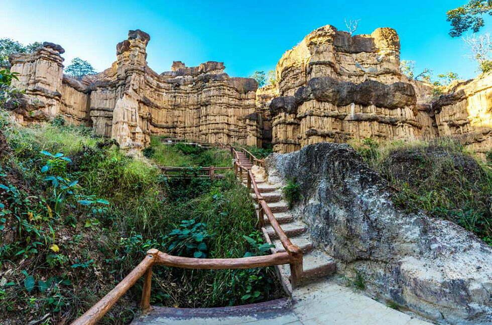 Pha Chor Canyon