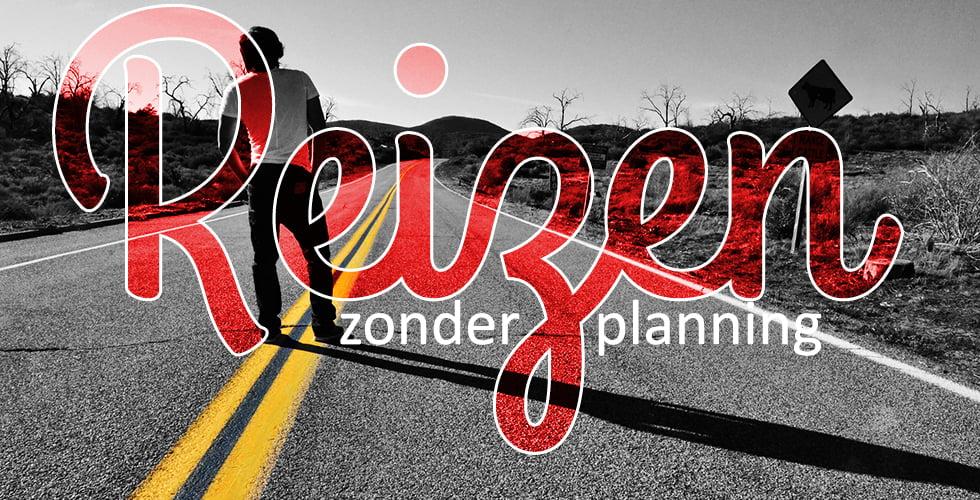Reizen Zonder Planning