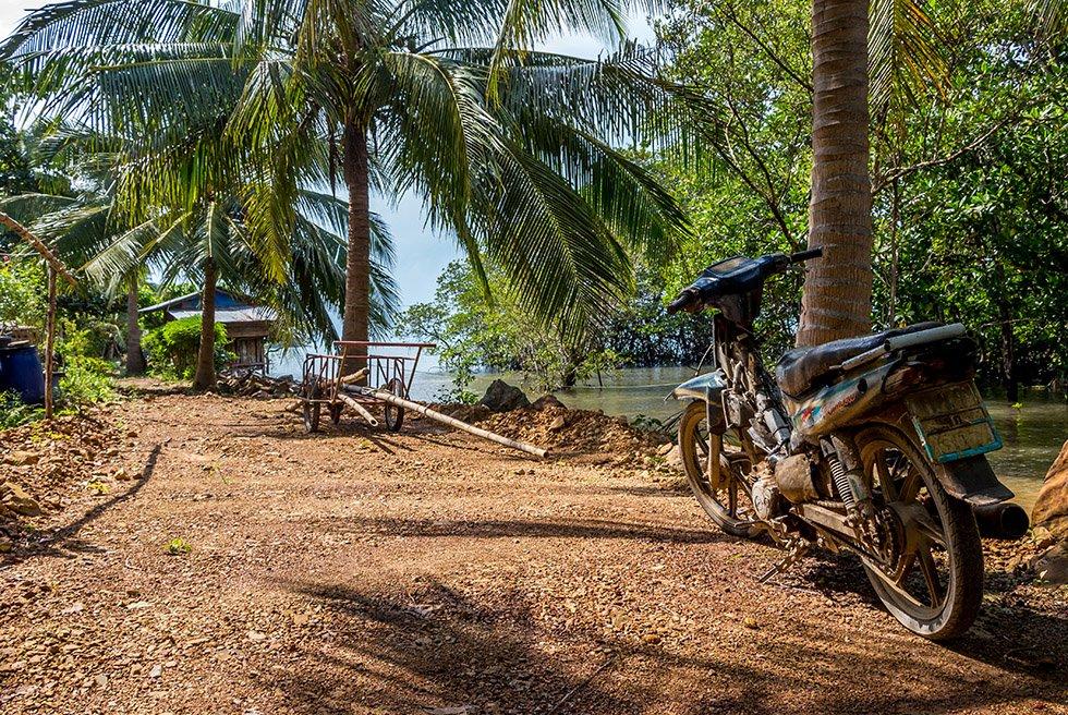 Uitgestorven Koh Tan