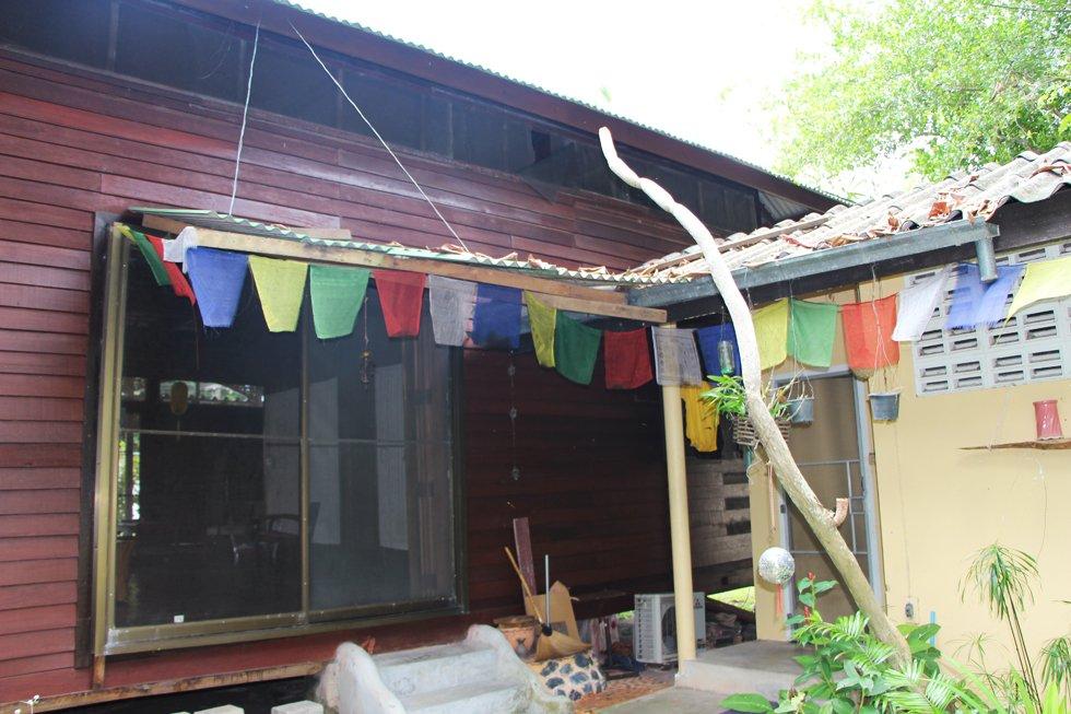 Ons huurhuis op Koh Samui