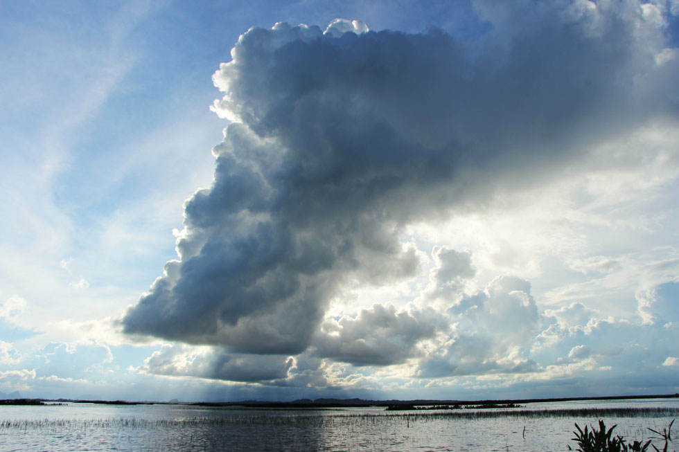Het Meer van Songkhla
