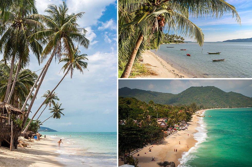 Stranden Koh Samui