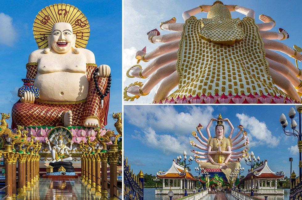 Wat Plai Laem III