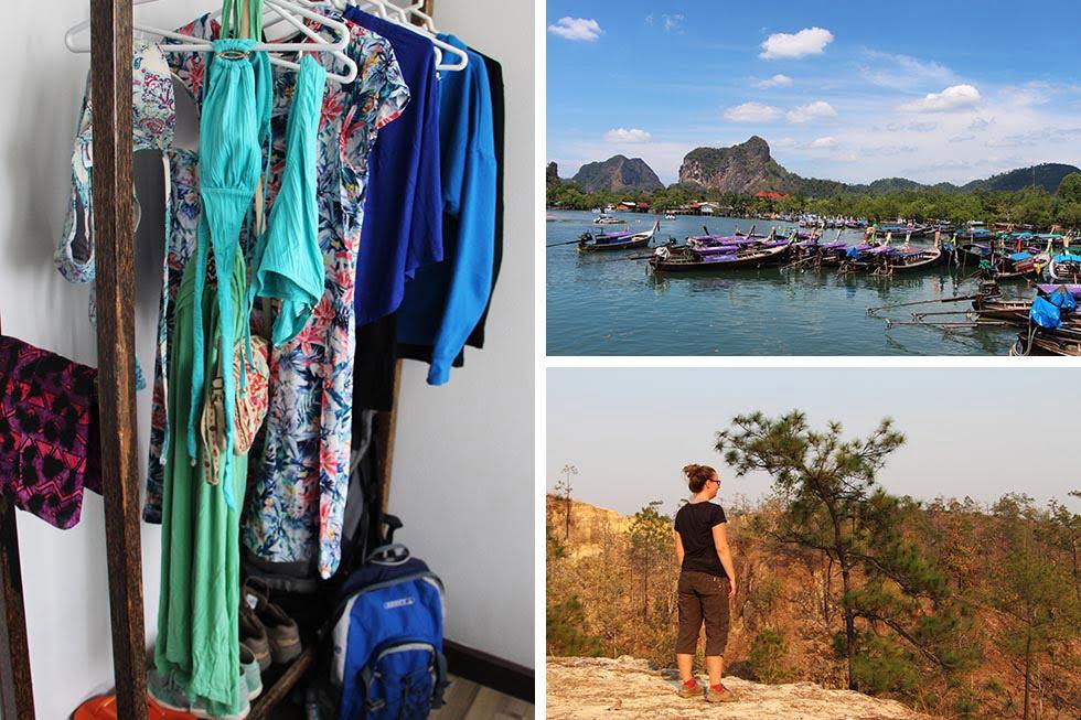Welke kleding neem ik mee naar Thailand?