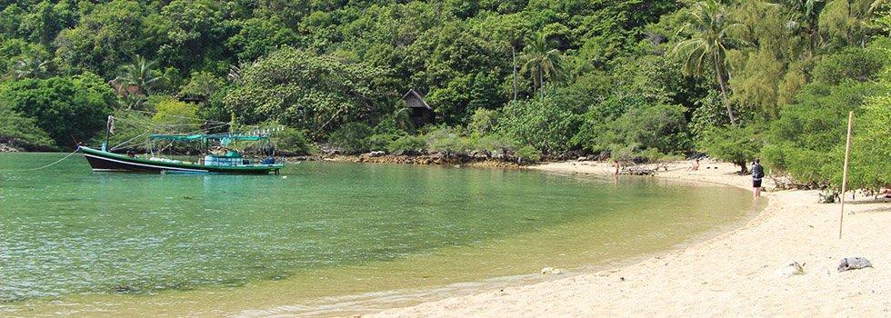 Koh Mae beach