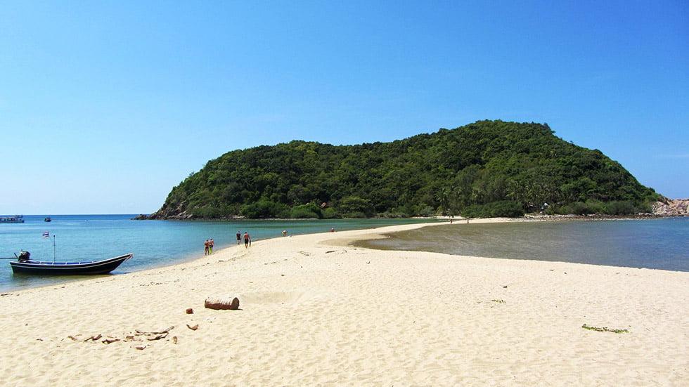 Koh Mae eiland Koh Phangan