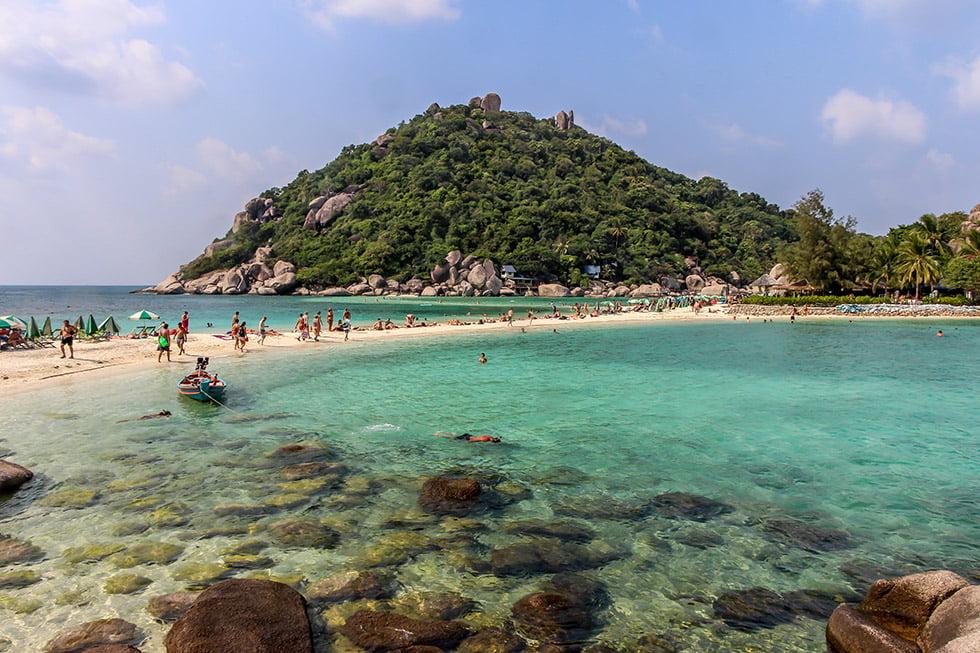 Koh Nang Yuan Snorkelen