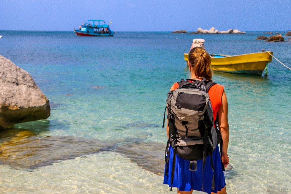 Backpack inpaklijst Thailand