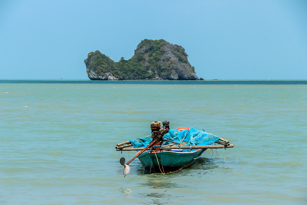 Nang Kam Beach, Khanom Boot