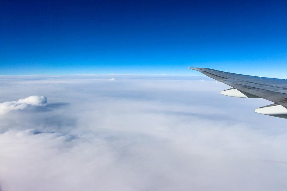 Thailand vliegtuig