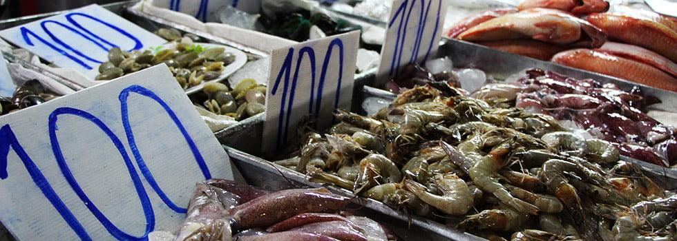 Zuid-Thailand Eten