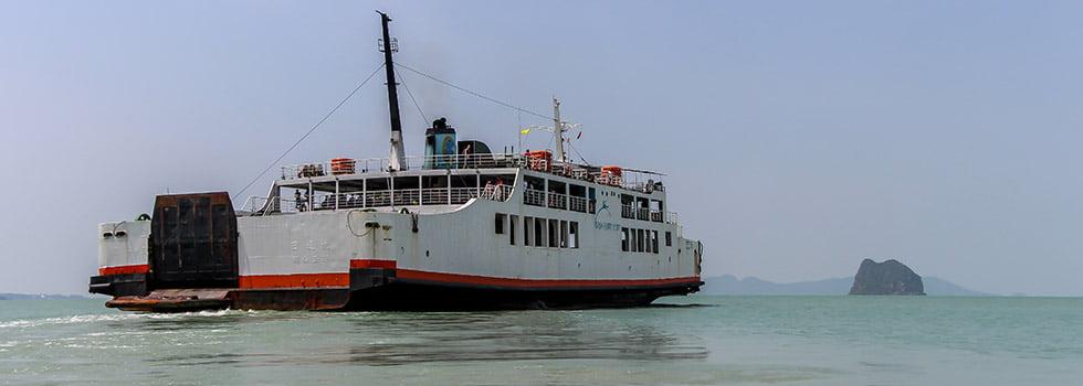 Zuid-Thailand Ferry