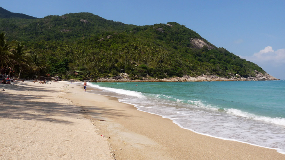 Koh Phangan - Bottle Beach - Foto: soma-samui.com