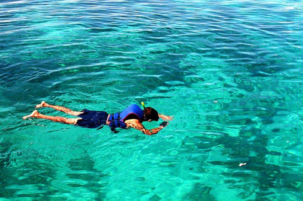 Snorkelen in Thailand. Foto: Storm Crypt