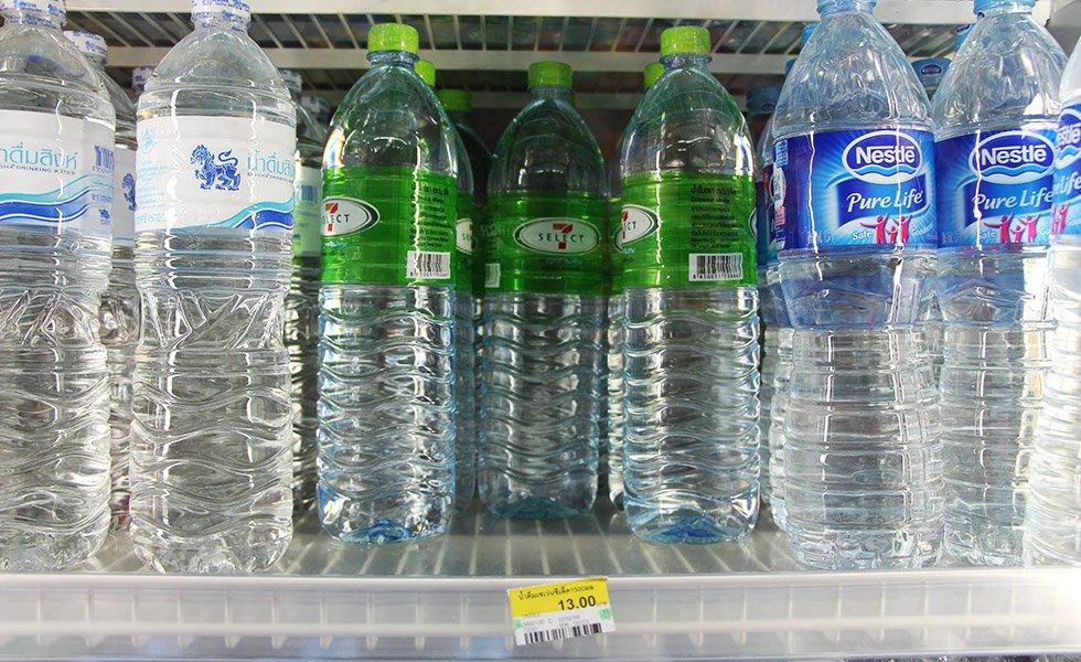 7 Eleven water