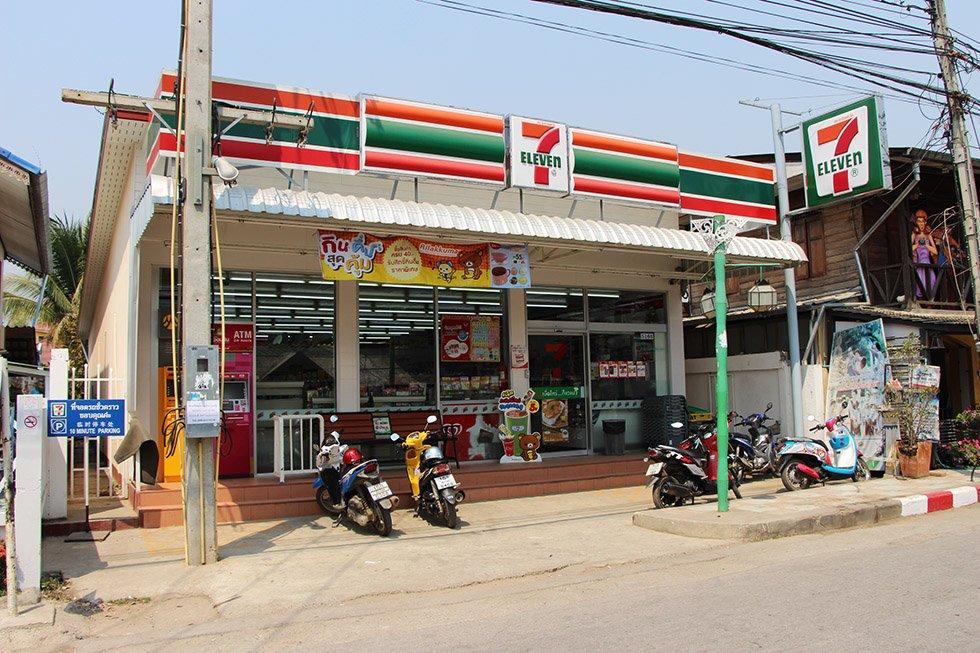 7 Eleven winkel