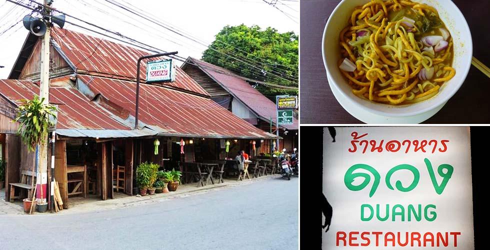 Duang Restaurant Pai