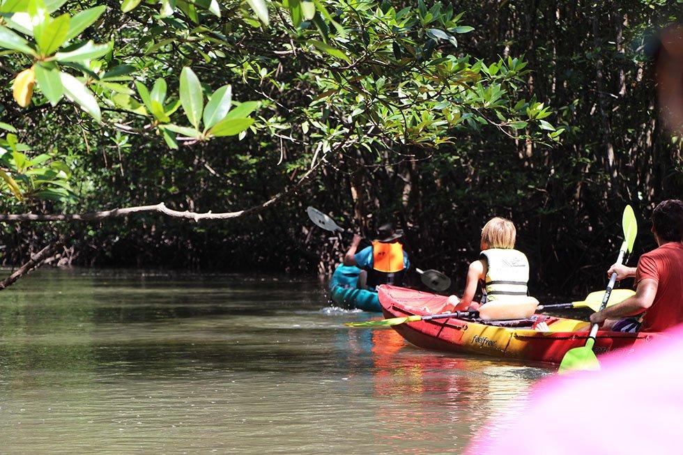 Kayakken Krabi Thalane druk
